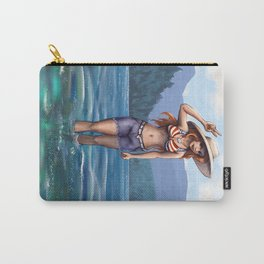 American Summer Carry-All Pouch