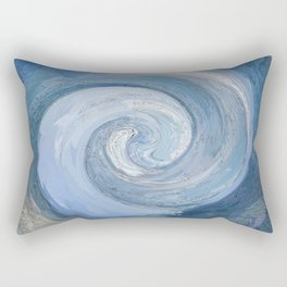 397 - Abstract Colour Design Rectangular Pillow