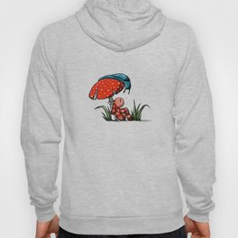 The quiet place Hoody