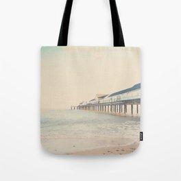 the sea ... Tote Bag