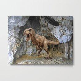 T Rex Classic Metal Print