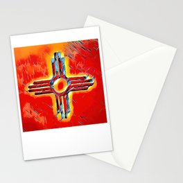 Zia Stationery Cards