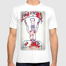 Swedish Chef Unrated T-shirt