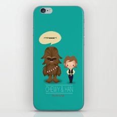 Star War iPhone Skin