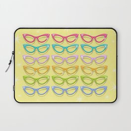 Make A Spectacle Of Yourself Laptop Sleeve