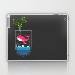Nature Whale Laptop & iPad Skin