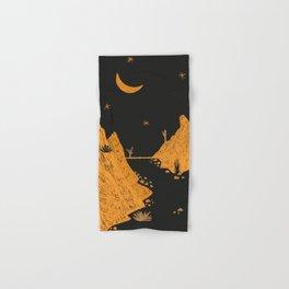 Desert Landscape Hand & Bath Towel