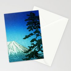 Dreams of Blue Stationery Cards