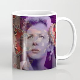Crying over Butterflies Coffee Mug