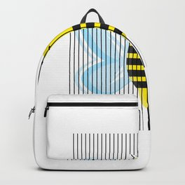 To Bee or not to Bee #society6 #decor #buyart #artprint Backpack