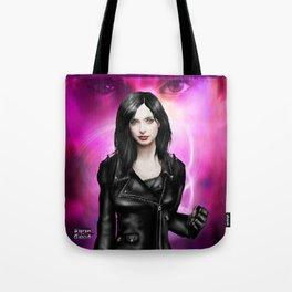 Jessica Jones Tote Bag