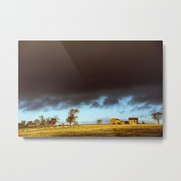Yorkshire Countryside Metal Print