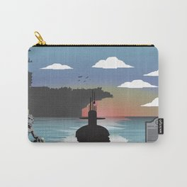Norfolk, VA - Submarine Homeport Carry-All Pouch