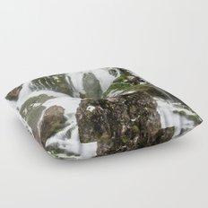 Flowing Floor Pillow