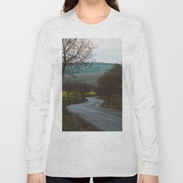 Along a rural road - Landscape and Nature Photography Long Sleeve T-shirt