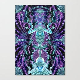 Invoking the Goddess Canvas Print