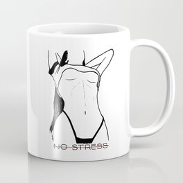 No stress Coffee Mug