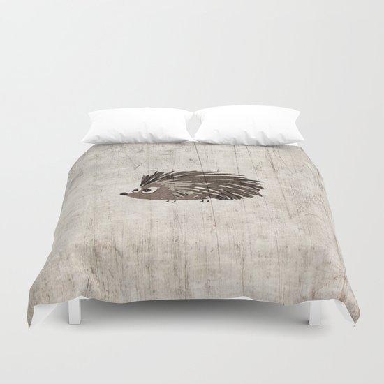 Hedgehog Duvet Cover By Mr Amp Mrs Quirynen Society6