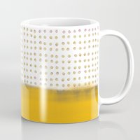 dot Mugs featuring dot dot dot by Francesco Pittiglio Berger