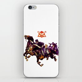 Old cavalry division iPhone Skin