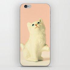 Vintage Kitten iPhone & iPod Skin