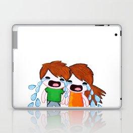 Weepy Twins Laptop & iPad Skin