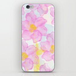 Dazed Flower iPhone Skin