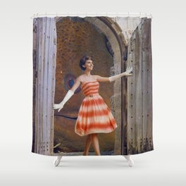 Out of these Waters Shower Curtain