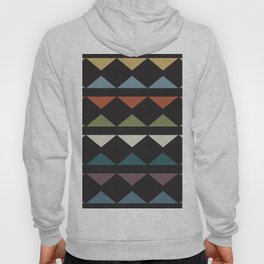 African triangles Hoody