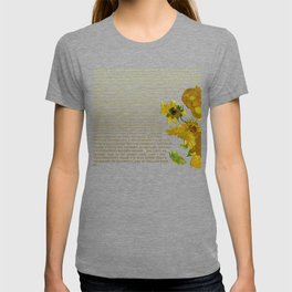 Van Gogh Medicated- Hanna Gadsby T-shirt