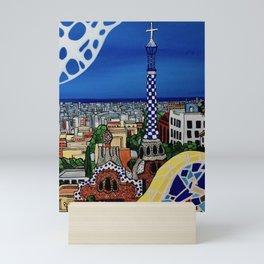 Barca Mini Art Print