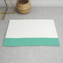 Dipped in Mint Rug
