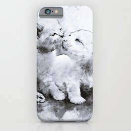 Pets iPhone Case