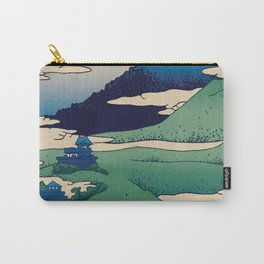 Mount Fuji - Mont Fuji Carry-All Pouch