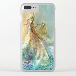 Shell Maiden Clear iPhone Case