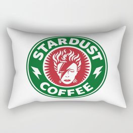 STARDUST Coffee Rectangular Pillow