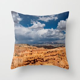 Bryce_Canyon National_Park, Utah - 4 Throw Pillow