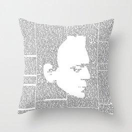 Frankenstein - The Modern Prometheus Throw Pillow