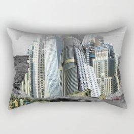 Turmbau zu Babel Rectangular Pillow