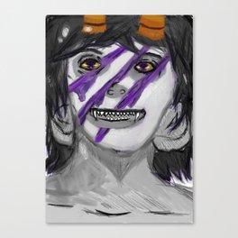 Gamzee Canvas Print