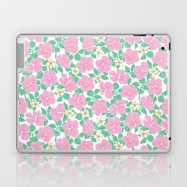 Hibiscus and Plumeria Laptop & iPad Skin