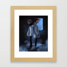 F A I R L Y  L Ø C A L Framed Art Print