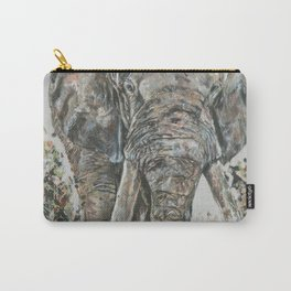 Jeremy The Elephant Carry-All Pouch