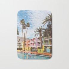 Palm Springs Pool Day VII Bath Mat