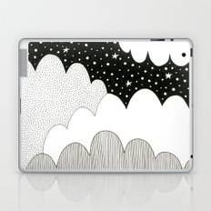 Cloudy Night Laptop & iPad Skin