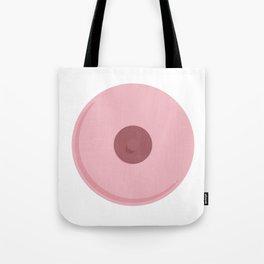 Boob (hers) Tote Bag
