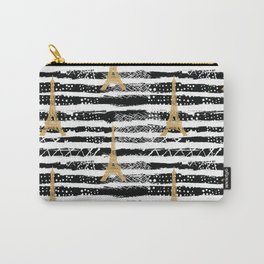 For the Love of Paris Carry-All Pouch