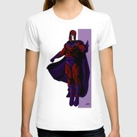 magneto T-shirts featuring Magneto by Andrew Formosa