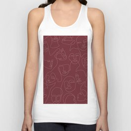 Rich and Bold Unisex Tank Top