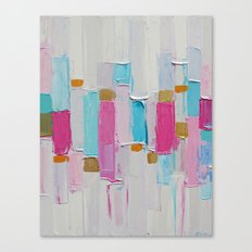 Cool Rhizome No. 2 Canvas Print